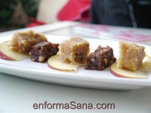 Turrón de Chocolate y Avellana